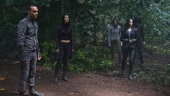 """Inhumans"" debuts 8-10:01 p.m. Friday, ABC."