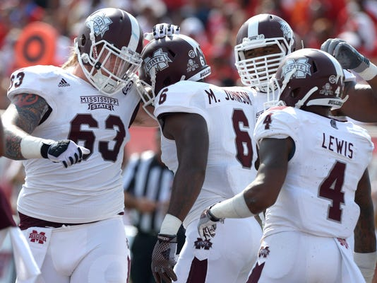 NCAA Football: Mississippi State at South Alabama