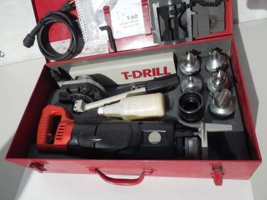 T-Drill Model 60