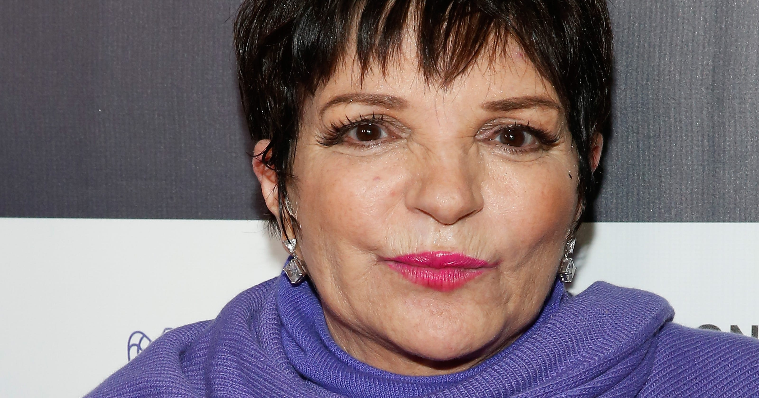Liza Minnelli disapproves of Judy Garland biopic with Renée