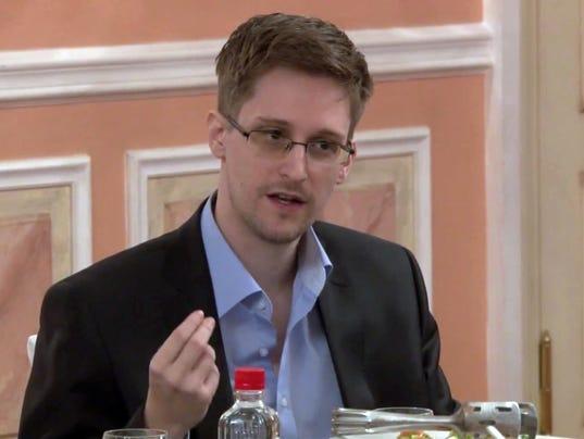 AP NSA Surveillance Snowden Trial
