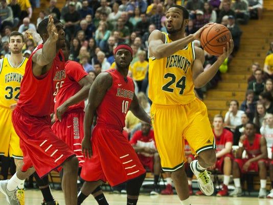 Radford vs. Vermont Men's Basketball 03/23/15