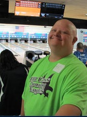Cody Trent, 37 of Greenfield has Down syndrome and