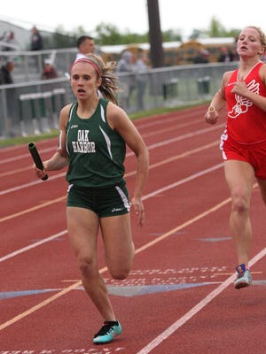 Abby Dornbusch is among Oak Harbor's returning athletes.