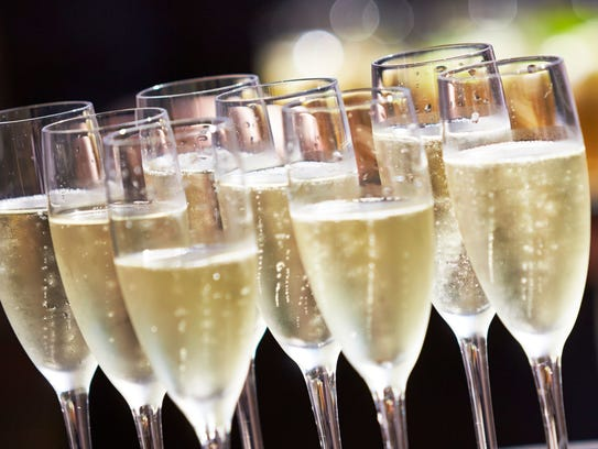 Taste six different sparkling wines at Reno Magazine's Bubbly Tasting on Feb. 9.