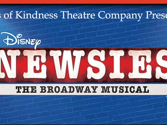 """Newsies"" comes to the Eichelberger Performing Arts"