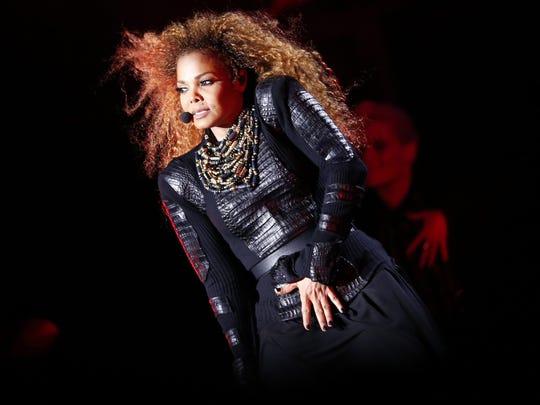 Janet Jackson's State of the World tour kicks off Sept.