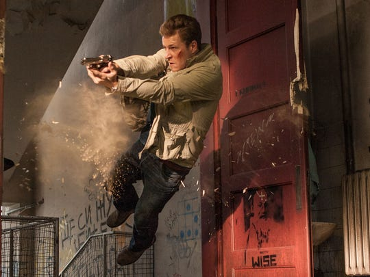 """Luke Bracey is an independent agent in """"The November Man."""""""