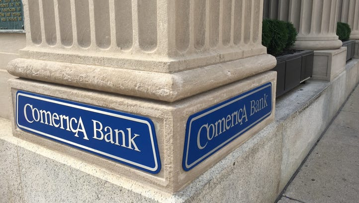 A banking analyst has been highly critical of Comerica