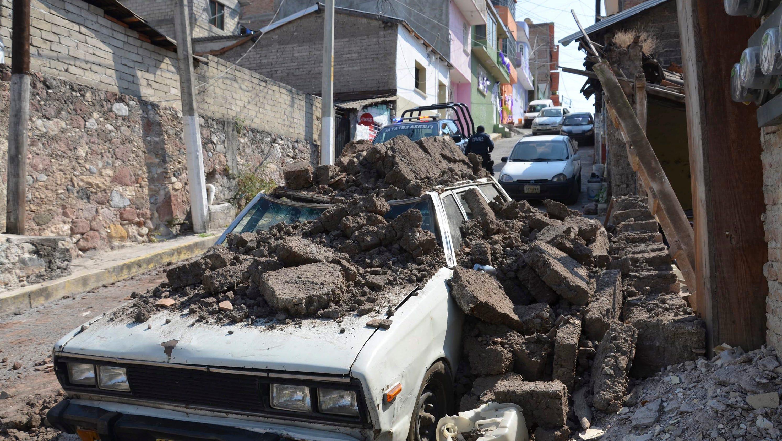 earthquake today - photo #30