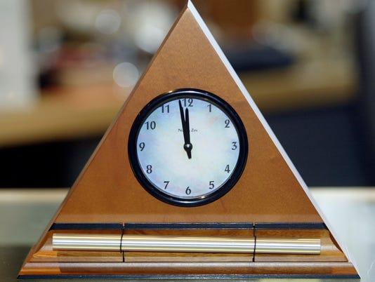 DST- clock