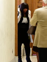 Marguerite Jackson, a key witness for Bill Cosby, after