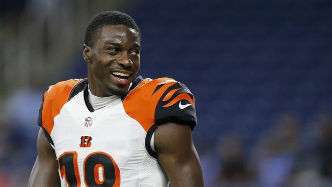 A.J. Green is on a Hall of Fame track after his first six seasons in the league.