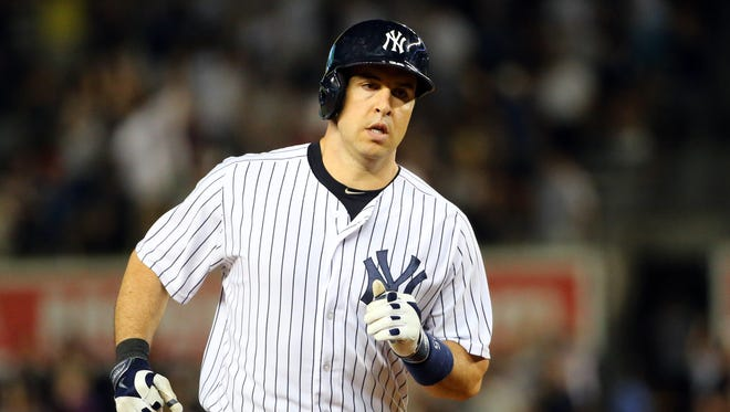 Mark Teixeira struggled last season batting just .216 with 22 home runs.
