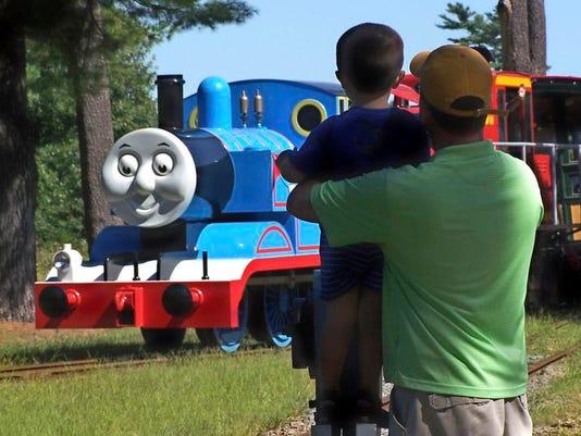 Thomas Edaville Railroad
