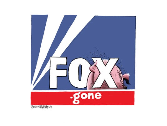 Fox.gone