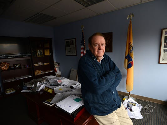 Sen. Dick Codey is one of lawmakers pushing for assisted suicide bill