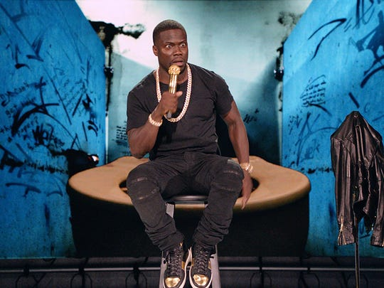 "Kevin Hart's new standup comedy film is ""What Now?"""