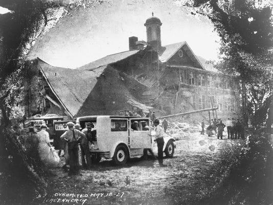 Bath Massacre: America's First School Bombing