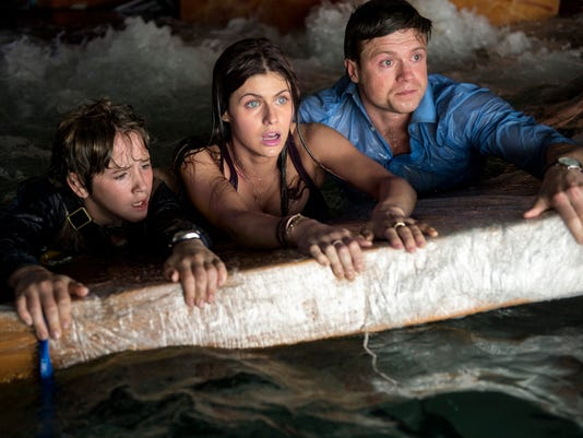 Movie review: 'San Andreas' just might move you