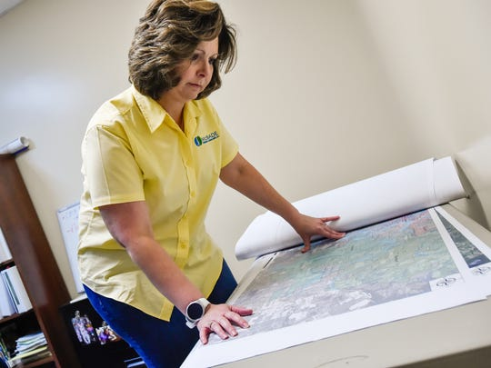 Civil Engineer Pamela Granger discusses issues that