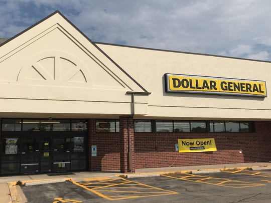 Dollar General opened at Northland/Oneida in Grand Chute.