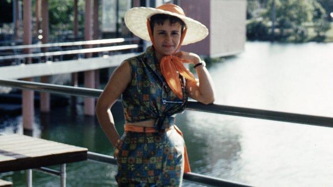 Honey Fleischmann in Florida.