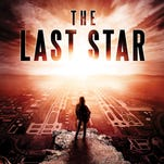"The cover reveal for Rick Yancey's ""The Last Star,"" the final book in ""The 5th Wave"" trilogy."