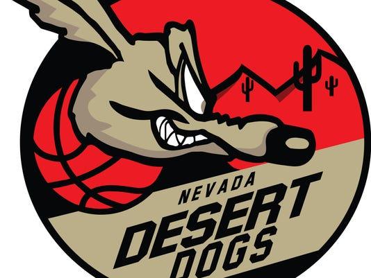 Nevada Desert Dogs logo