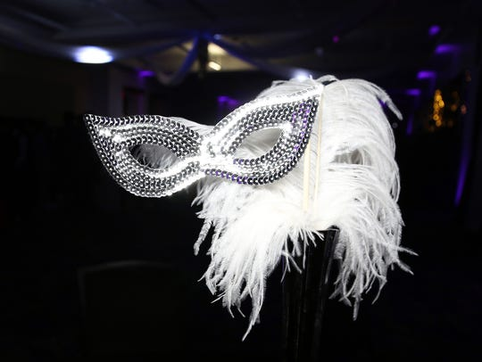 The Oakley Masquerade is one of the biggest costume parties in the area.