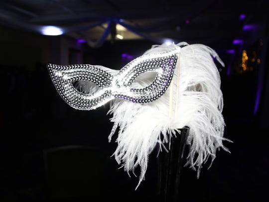 Mask: End of the Year Upscale Masquerade Ball is Saturday at the Polish American Club in Port St. Lucie.