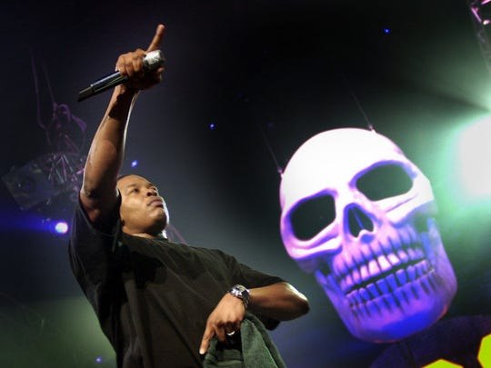 "After releasing ""2001"" in 1999, his second, highly-anticipated solo album, hip-hop legend Dr. Dre (formerly of N.W.A.) hit the road for the ""Up in Smoke Tour."" It stopped at the Bradley Center on July 9, 2000 — competing with the final night of Summerfest."