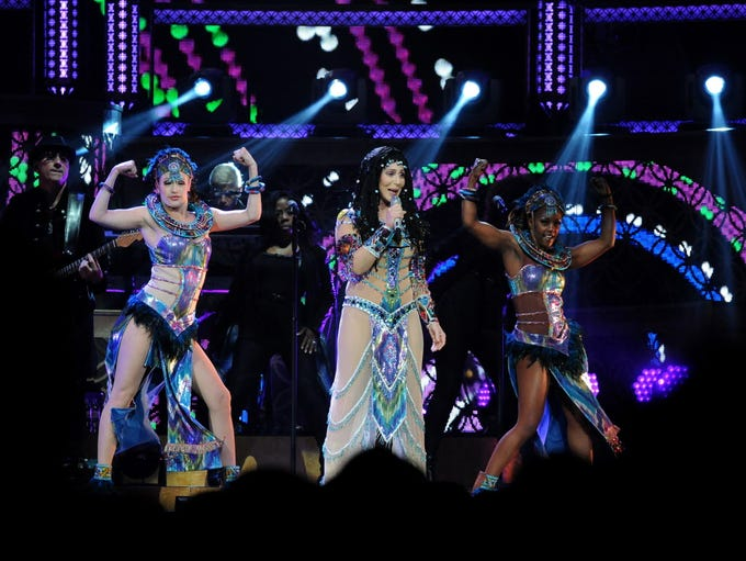"Cher brings her ""Here We Go Again"" tour to Fiserv Forum"