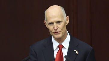 Gov. Rick Scott calls on FBI Director Christopher Wray to resign