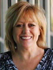 Gina Rentschler, director of community life at Evangel University