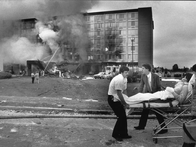 Retroindy 1987 Ramada Inn Plane Crash