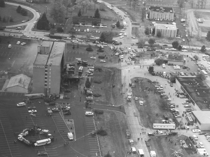 Retroindy 1987 Ramada Inn Crash