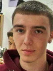 William Dalton Haley, 16, was found dead inside her