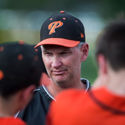 Palmyra baseball coach Tim Gingrich resigned from his
