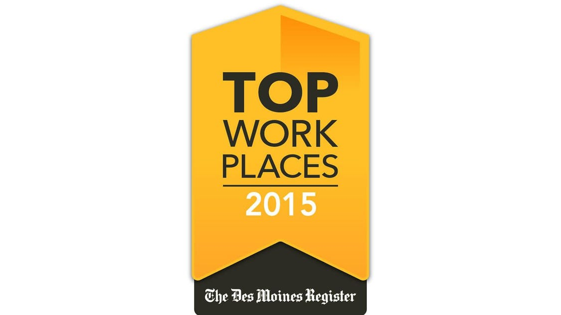 Iowa's Top Workplaces Edward Jones