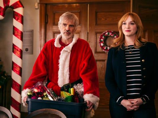 """Bad Santa 2"" Day 21"