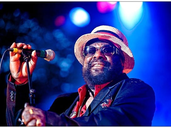 George Clinton will appear July 10 with Cameo, the
