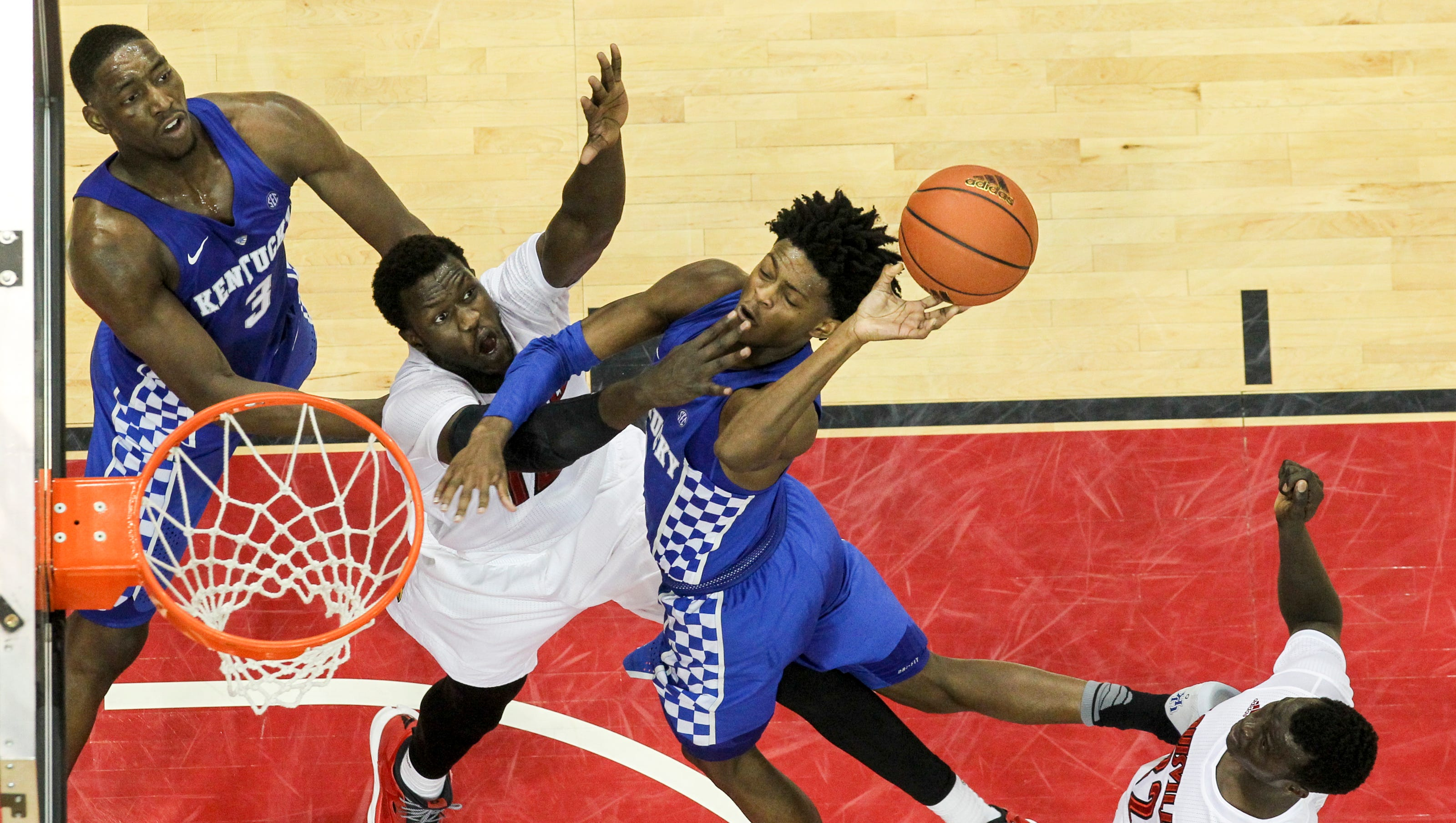 Kentucky Basketball Announces Tv Schedule Game Times And: Why Is The Kentucky-Louisville Basketball Game On A Friday