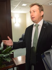 Former Representative Jason Brodeur spent much of his eight years in the Florida House trying to curb a rising cost curve in the state health insurance plan for state workers.