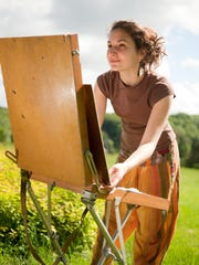 Plein air painting will be offered in Whitesbog.
