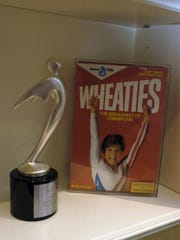 The rules have changed since May Lou Retton landed her on the Wheaties box.