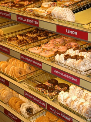 Dunkin' Donuts' expansion in Indiana is part of an aggressive push to more than double the number of locations nationally from 8,000 to about 17,500 in coming years.