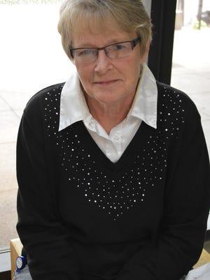 Shirley Lang is running for clerk of court against incumbent Diane Sennholz.