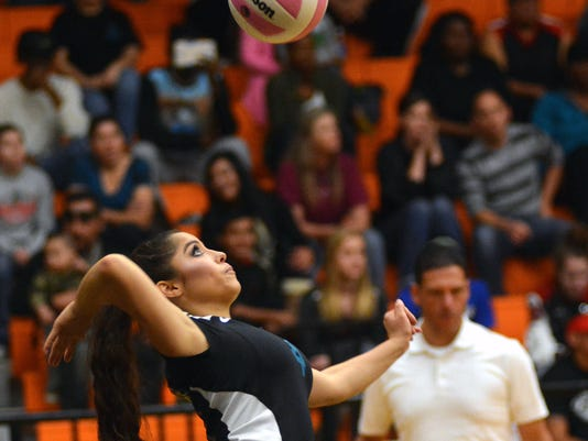 Oñate volleyball