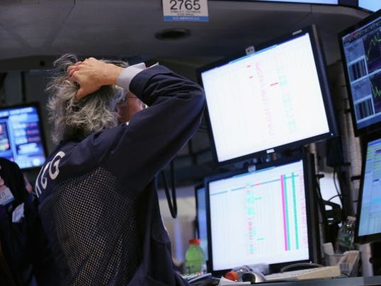 Markets dow down